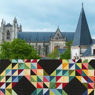 Quiltmania Pour L'Amour du Fil in Nantes 2021