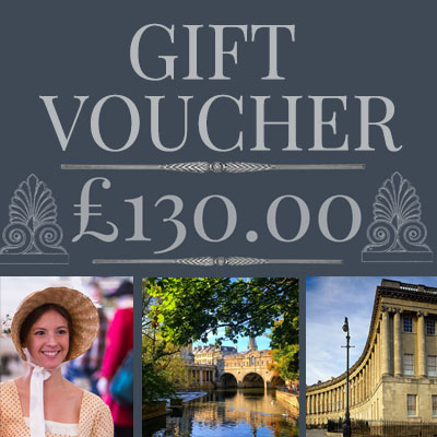 Strictly Jane Austen Gift Voucher