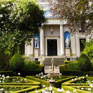 The Open Gardens of Amsterdam
